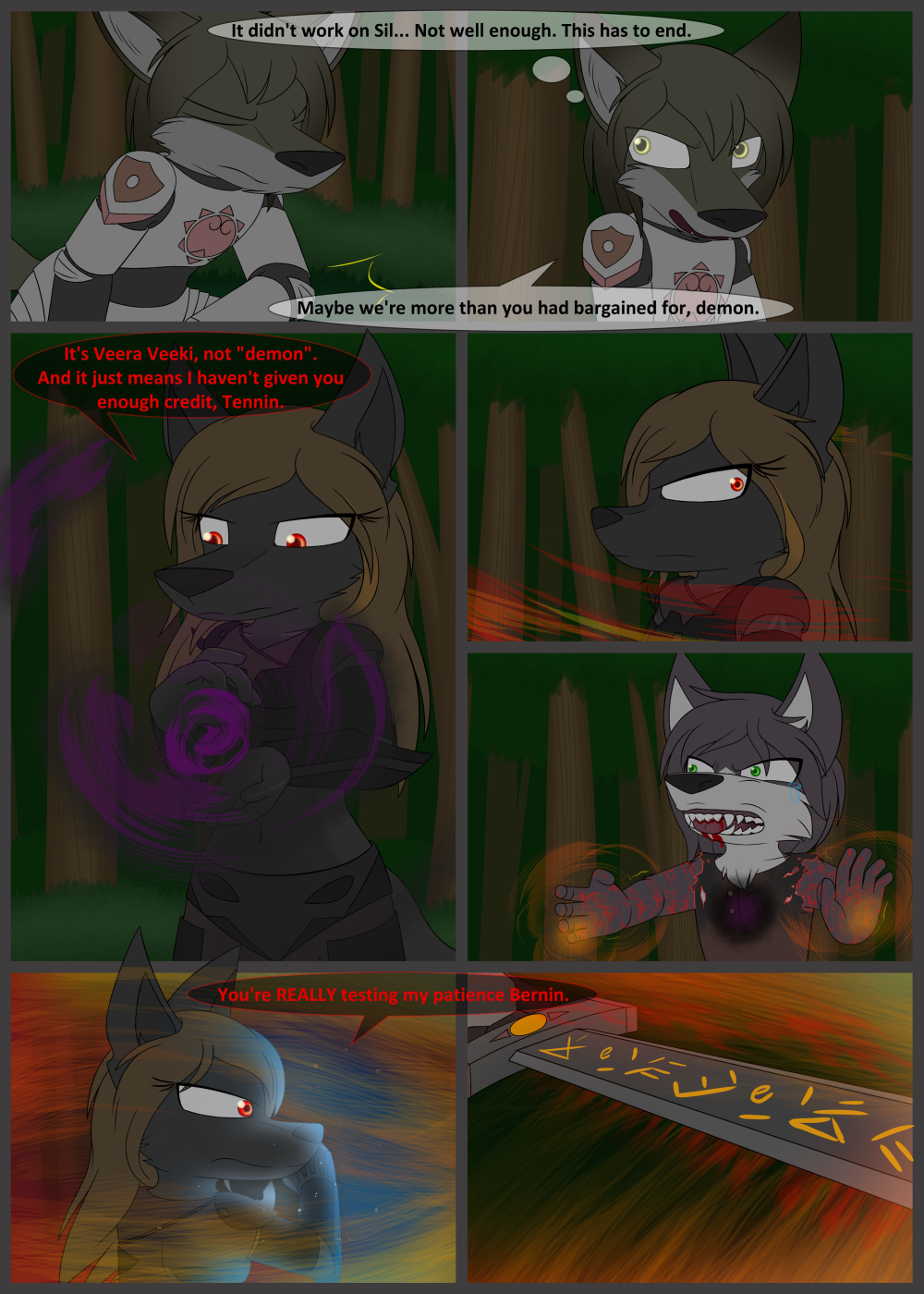 Bloodline 167